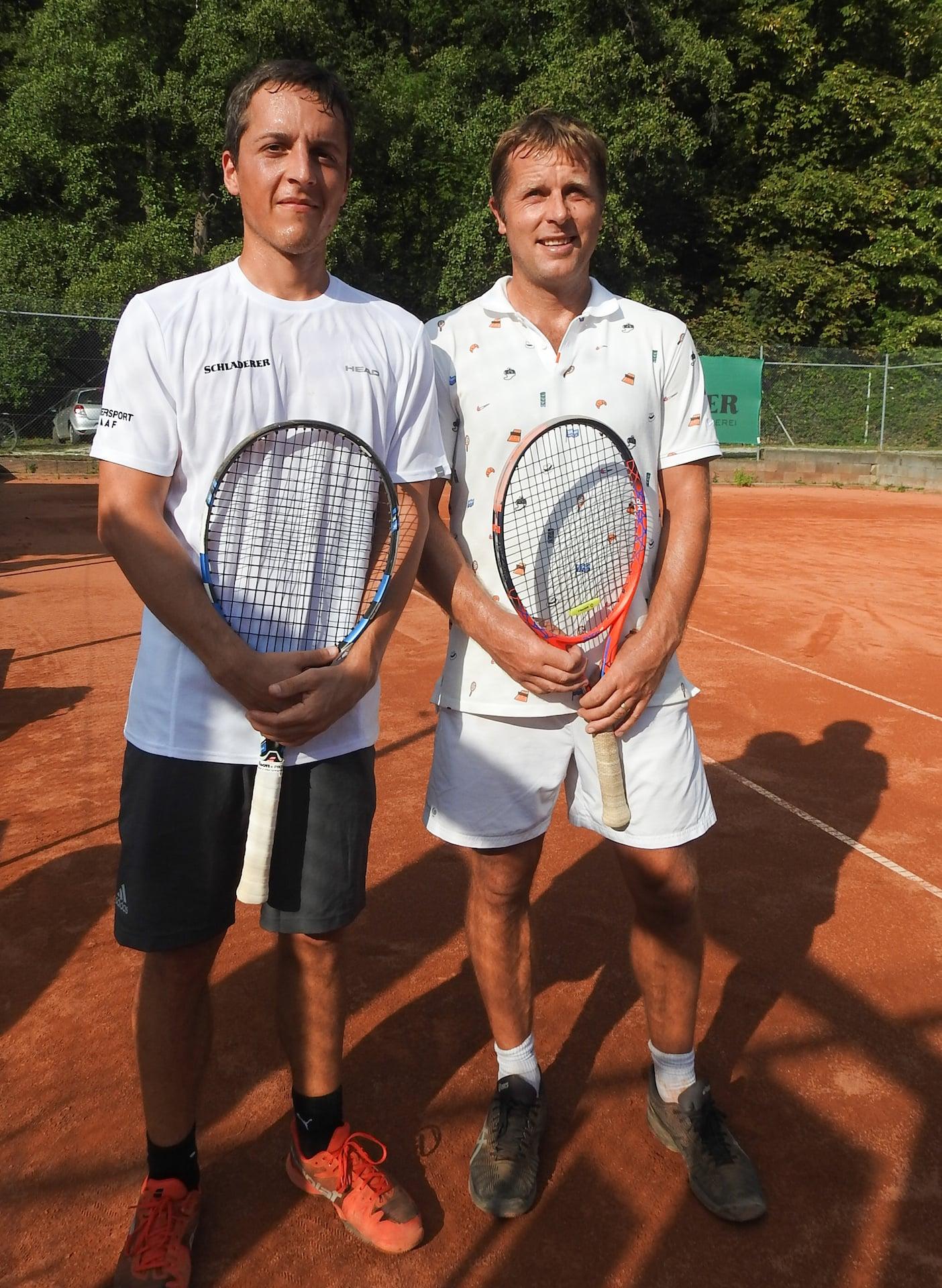 Glückwunsch an die Clubmeister TC Staufen 2020
